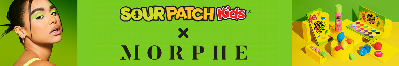 Morphe x Sour Patch Kids