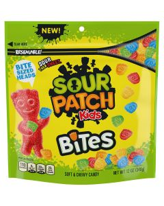 SOUR PATCH KIDS Bites Original Soft & Chewy Candy