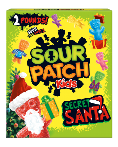 SOUR PATCH KIDS Secret Santa Mix