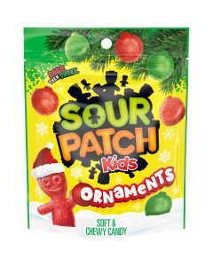 Sour Patch Kids Ornaments Candy