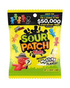 Sour Patch Kids Mystery