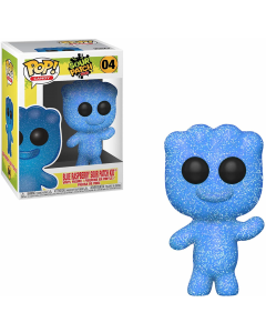 Sour Patch Kids Funko Pop! Figurine Blue Raspberry