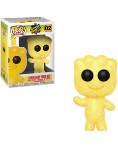 Sour Patch Kids Funko Pop! Figurine Lemon