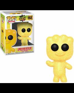 Sour Patch Kids Funko Pop! Figurine Lemon