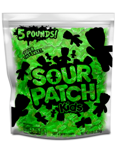 Bulk lime flavor sour patch kids