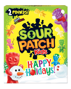 SOUR PATCH KIDS Happy Holidays Mix