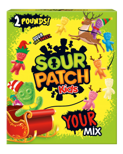 Sour Patch Kids Custom Mix