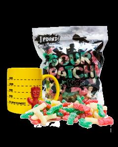 SOUR PATCH KIDS Mug & Candy Gift Set