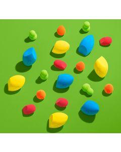 Morphe x Sour Patch Kids Colorful Crew Beauty Sponge Set