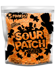 Bulk orange flavor sour patch kids
