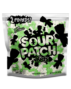 Bulk lime and pineapple flavor sour patch kids
