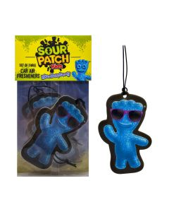 SOUR PATCH KIDS Car Air Freshener - Blue Raspberry