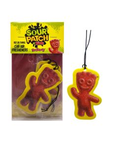 SOUR PATCH KIDS Car Air Freshener - Redberry