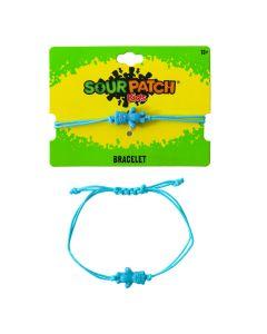 SOUR PATCH KIDS Blue Cord Bracelet