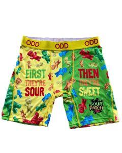 SOUR PATCH KIDS Boxer Briefs - Sour then Sweet