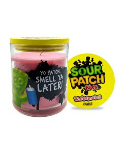SOUR PATCH KIDS Watermelon Scented Candle