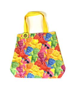 SOUR PATCH KIDS Canvas Printed Tote