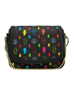SOUR PATCH KIDS Crossbody Bag with Gold Chain
