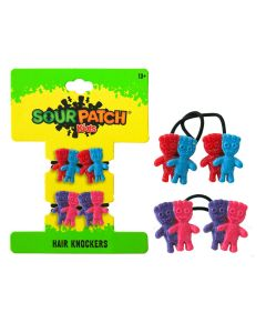 SOUR PATCH KIDS Knocker Hair Ties - 2 PC SET
