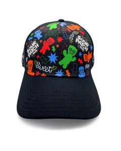 SOUR PATCH KIDS Graffiti Trucker Hat