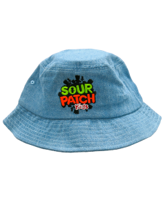 SOUR PATCH KIDS Chambray Bucket Hat