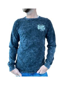 SOUR PATCH KIDS Mineral Wash Long Sleeve Tee