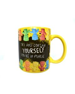 "SOUR PATCH KIDS ""Try & Contain Yourself"" Mug"