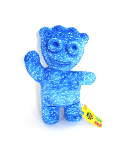 SOUR PATCH KIDS Blue Kid Shaped Pillow