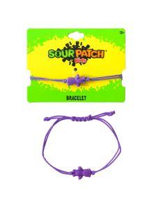 SOUR PATCH KIDS Purple Cord Bracelet