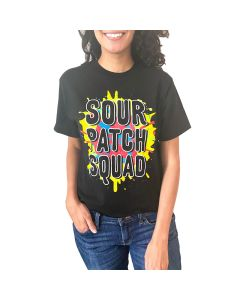 "SOUR PATCH KIDS ""Sour Patch Squad"" Crop Tee"