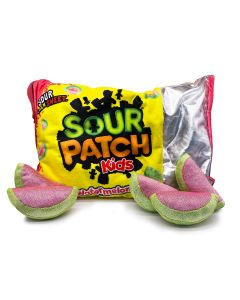 SOUR PATCH KIDS Watermelon Pillow & Shaped Plush