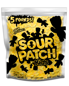 Bulk lemon flavor sour patch kids
