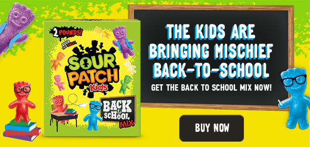 The KIDS are brining mischief back-to-school