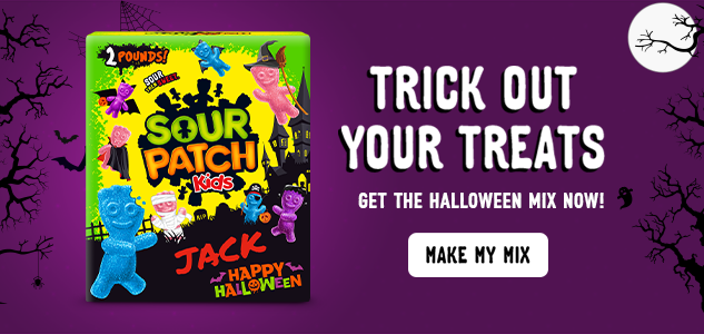 Get the Halloween Mix Now!