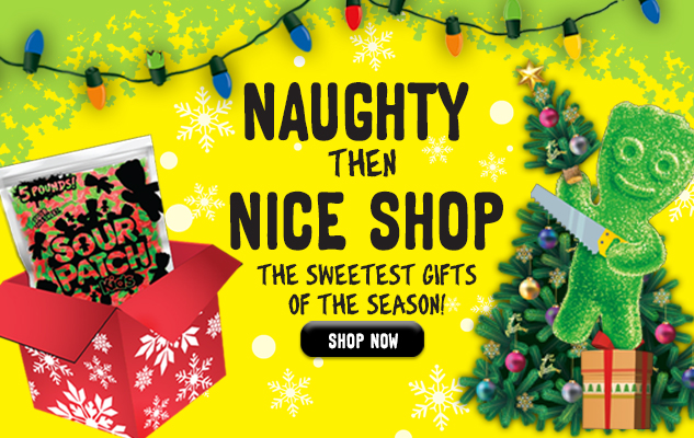 Naughty Then Nice...The Sweetest Gifts of the Season