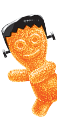 SOUR PATCH KIDS Orange Zombie
